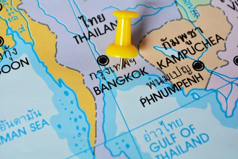 Bangkok map stock image image of world push thai cartography download bangkok map stock image image of world push thai cartography gumiabroncs Gallery