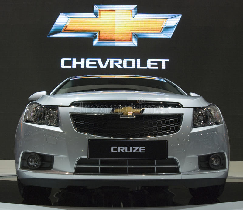 Download Bangkok Motor Show Chevy editorial image. Image of automobile - 17938920