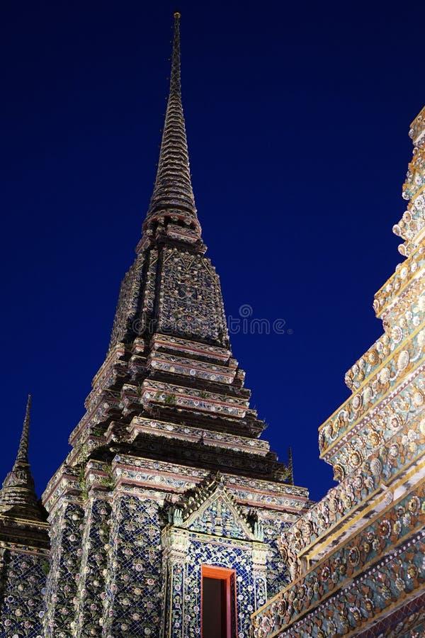bangkok pho wat zdjęcia stock