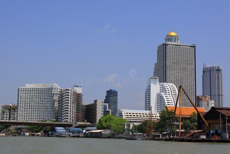 Download Bangkok Riverside Scene Editorial Stock Photo - Image: 23848093