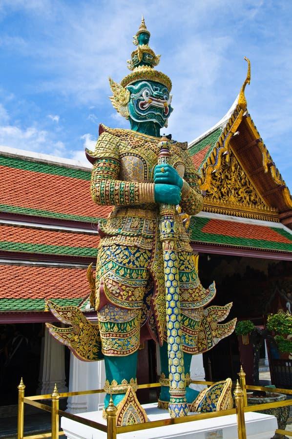 Download Bangkok Royal Palace stock image. Image of buddhism, sculpture - 13503993