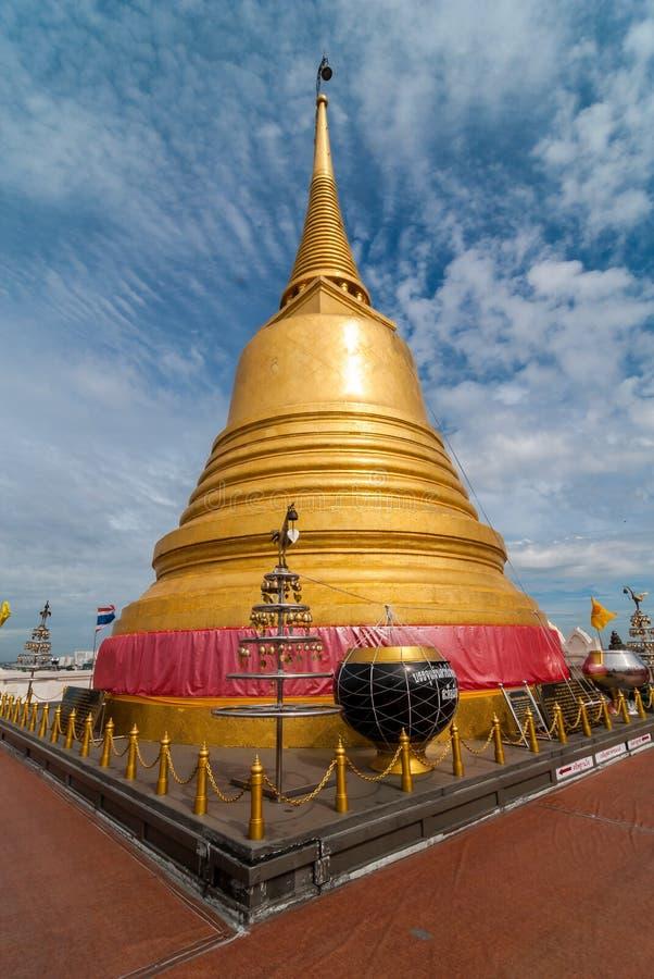 bangkok saket Thailand wat zdjęcie royalty free