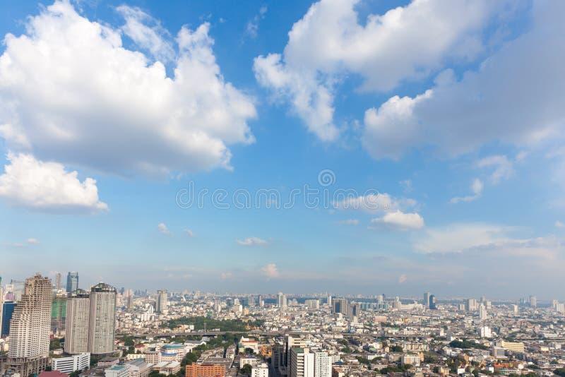 Bangkok scape, royaltyfria bilder