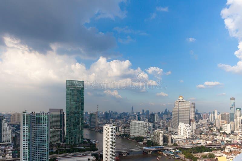 Bangkok scape, arkivfoto