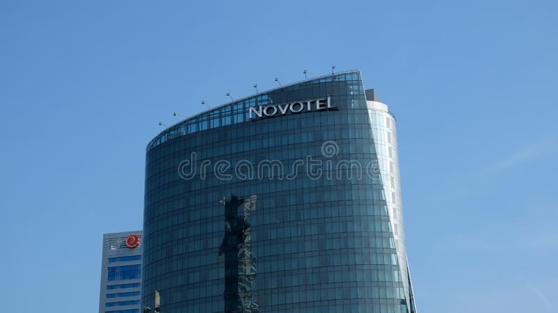 5 Star Hotel Life In Asia Stock Image Image Of Facade