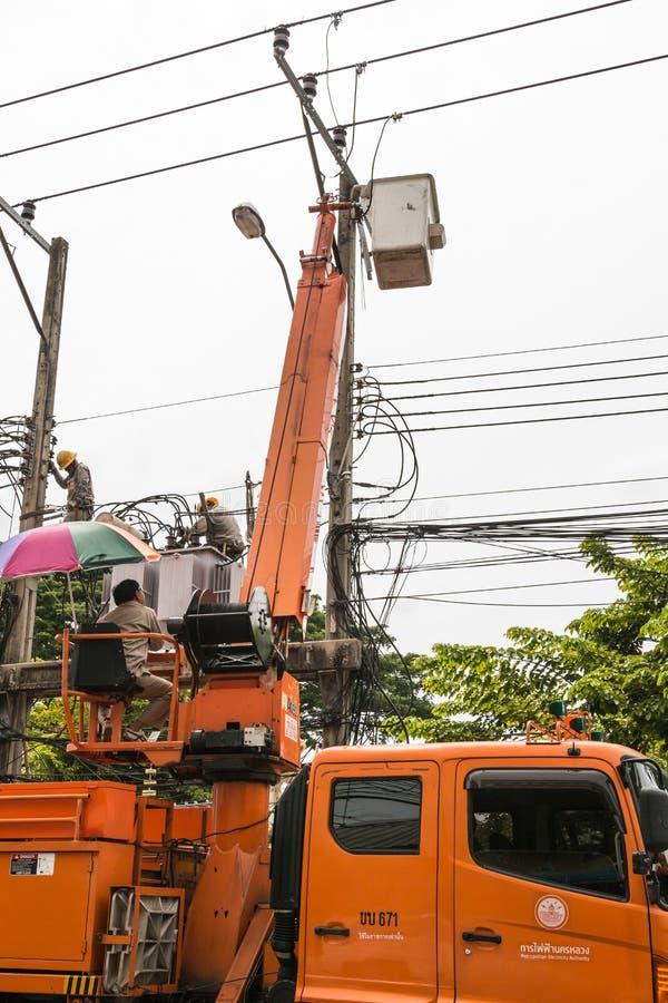 Bangkok, Tailandia - 5 de agosto de 2017 fotografía de archivo