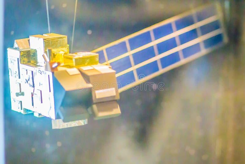 Bangkok, Tailandia - 4 novembre 2017: Modello di terra avanzata Obs immagini stock libere da diritti