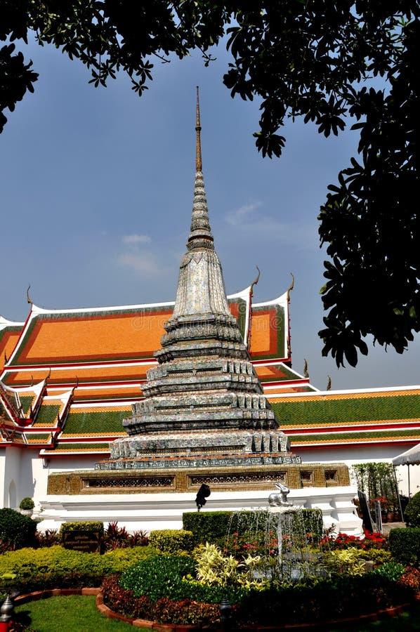 Bangkok, Tailandia: Wat Arun, Tempiale Dell Alba Immagine Stock