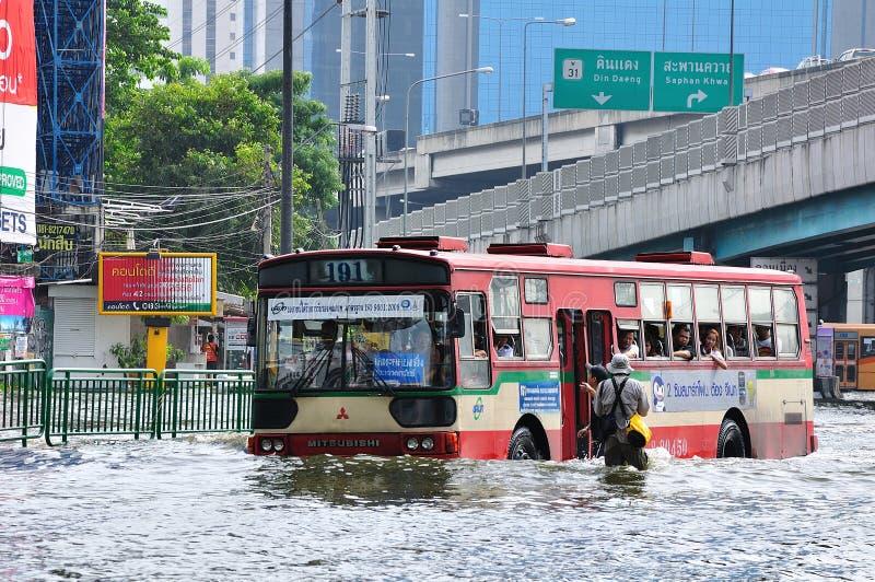 BANGKOK, THAÏLANDE - 5 NOVEMBRE image libre de droits