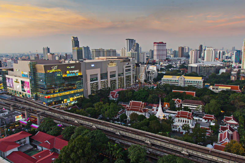 Bangkok, Thaïlande image stock