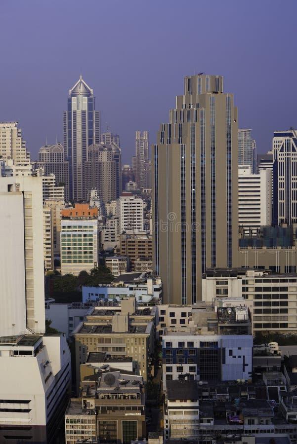 Download Bangkok Thailand stock photo. Image of congested, hazy - 14173624
