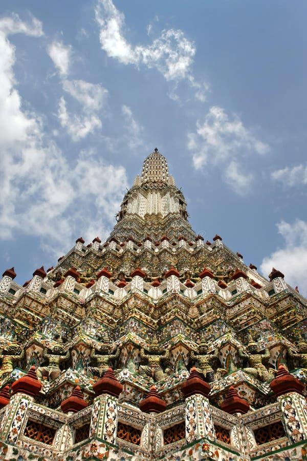 bangkok thailand arkivbilder
