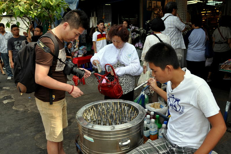 Download Bangkok, Thailand: Chatuchak Weekend Market Editorial Stock Image - Image: 18211724