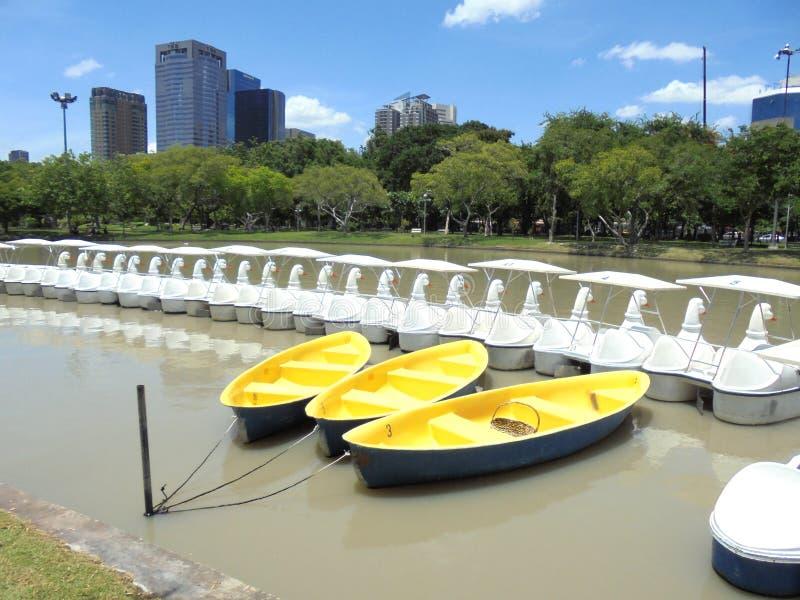 Bangkok-Thailand: Chatuchakpark royalty-vrije stock foto's