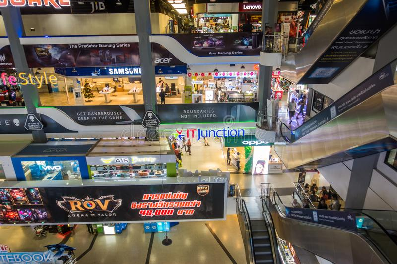 Pantip Plaza Is The Mother Of All IT Shops In Thailand Editorial