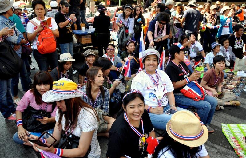 Download Bangkok, Thailand: Operation Shut Down Bangkok Protestors Editorial Image - Image: 36682180