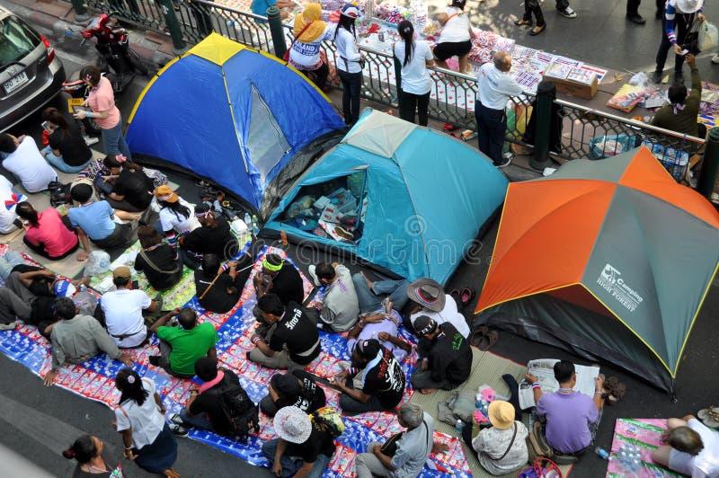 Download Bangkok, Thailand: Operation Shut Down Bangkok Protestors Editorial Image - Image: 36681430