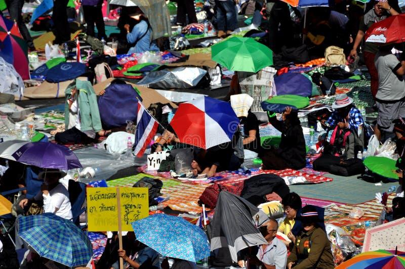 Download Bangkok, Thailand: Operation Shut Down Bangkok Protestors Editorial Stock Image - Image: 36681134