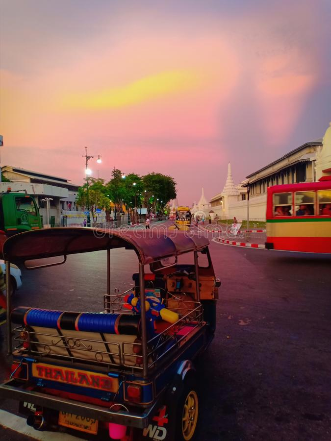 Bangkok arkivfoto