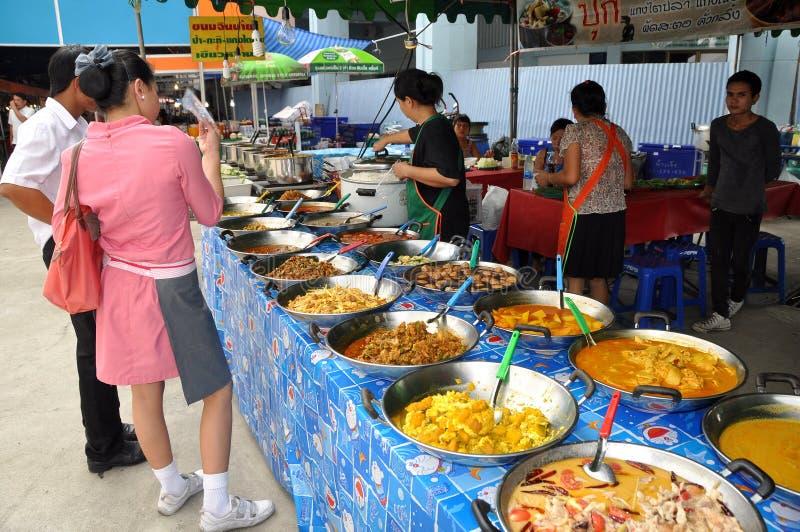 Bangkok, Thailand: Thai Foods At Restaurant Editorial Photo