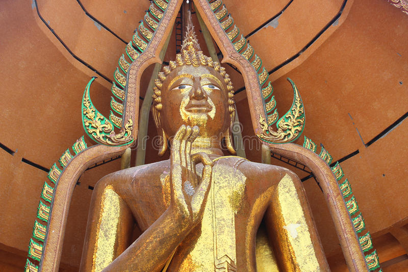 Bangkok Thailand Tiger Temple royalty-vrije stock foto's