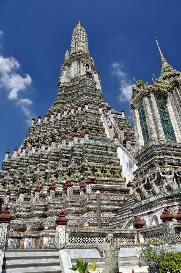Free Bangkok, Thailand: Wat Arun Stock Images - 12854284