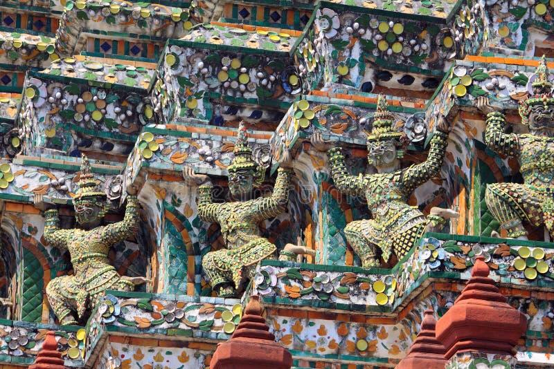 Bangkok Thailand Wat Arun Stock Photos