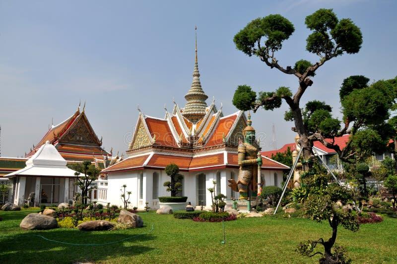 Download Bangkok, Thailand: Wat Arun Monastic Quarters Editorial Photography - Image of temple, thailand: 23069342