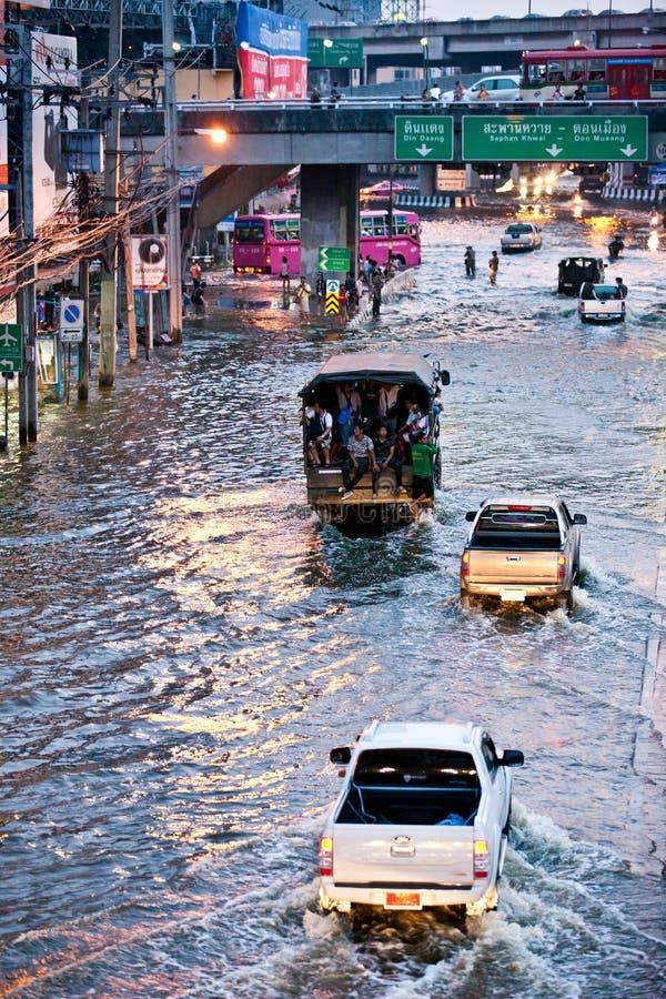 Download Bangkok Underwater editorial photo. Image of seasonal - 22273991