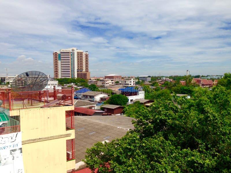 Bangkok View stock photography