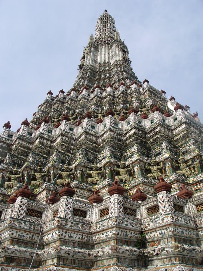 Bangkok - Wat Arun stockfoto