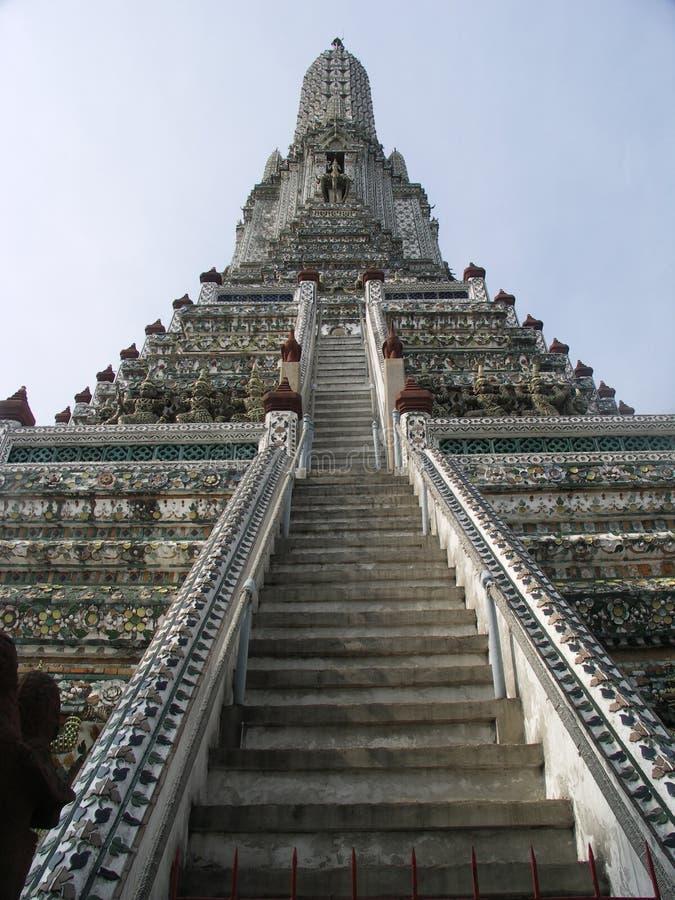 Bangkok - Wat Arun lizenzfreie stockbilder