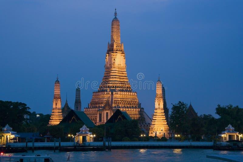 Bangkok - Wat Arun lizenzfreie stockfotografie