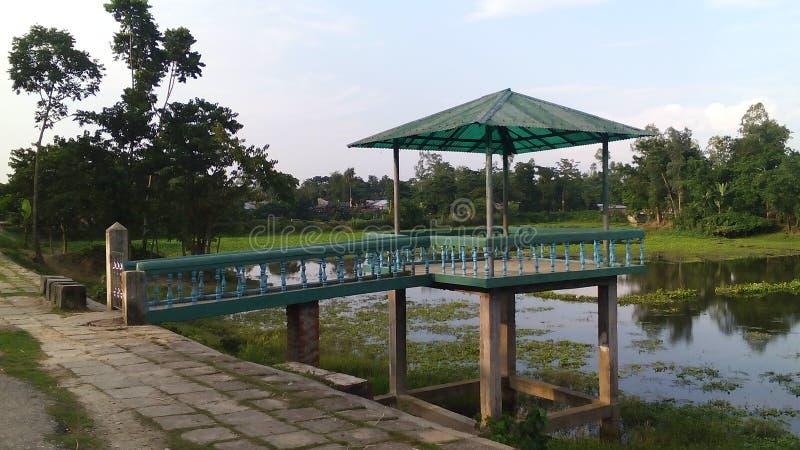 Bangladesh natur royaltyfri fotografi