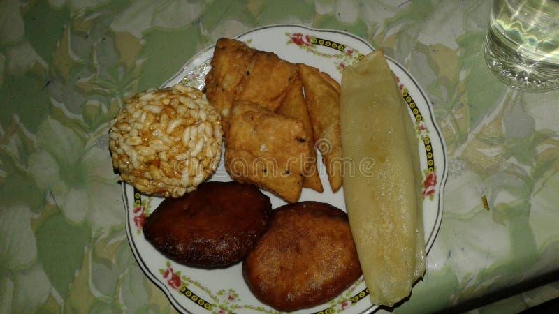 bangladeshi food stock image