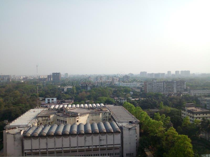 Bangladesz muzeum obraz stock