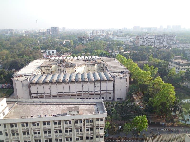 Bangladesz muzeum zdjęcia stock