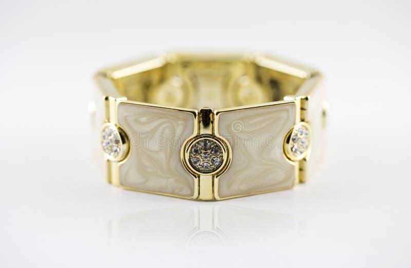 Bangle gold stock images