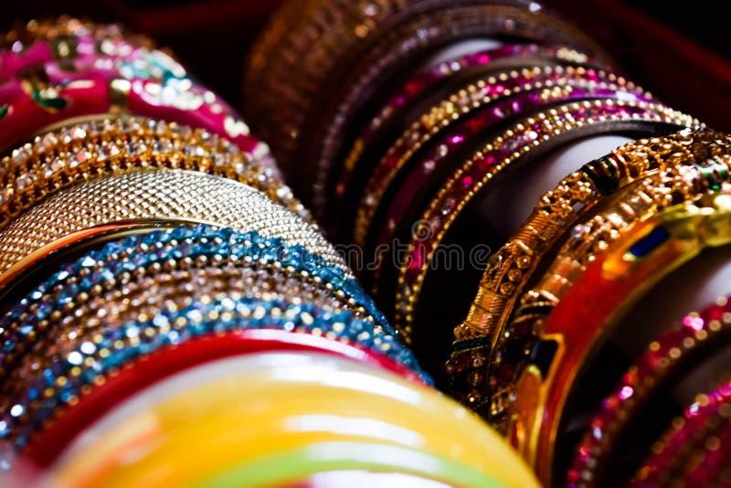 bangles fotografia de stock