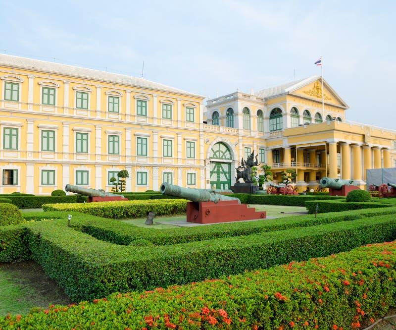Ministério de defesa de Tailândia, Banguecoque imagens de stock royalty free