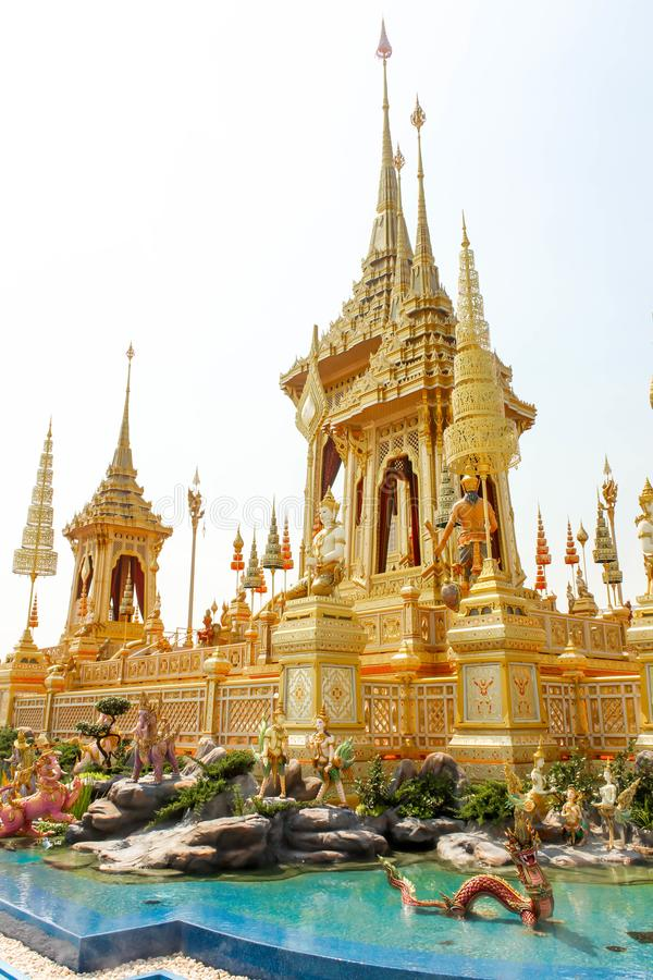 Banguecoque, Tailândia - 4 de novembro de 2017; Algum do estreptococo suplementar fotos de stock