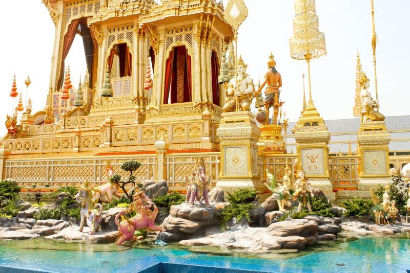 Banguecoque, Tailândia - 4 de novembro de 2017; Alguma de bonito o sup fotografia de stock