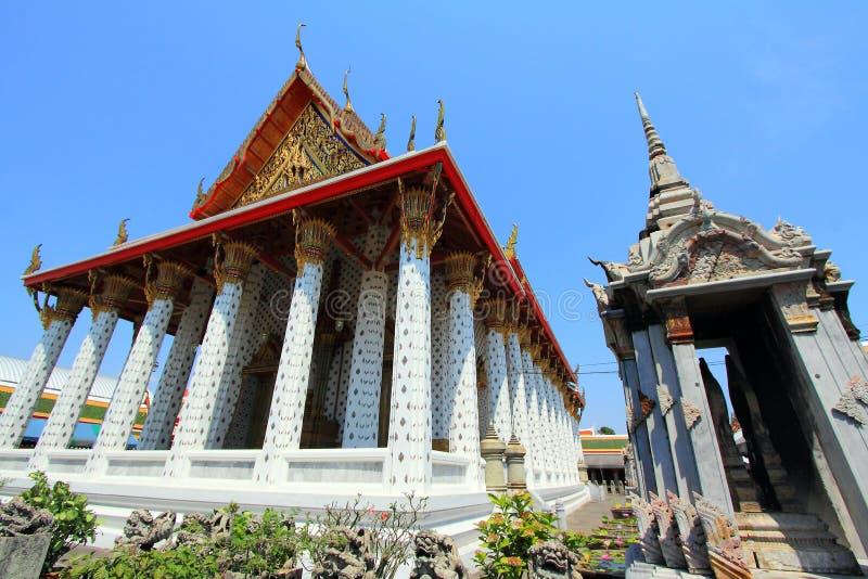 Banguecoque Tailândia Wat Arun fotografia de stock