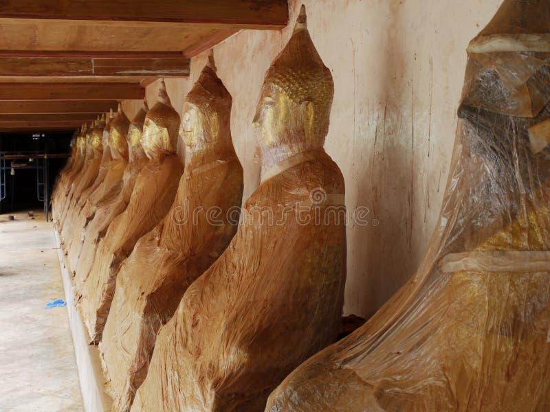 Banguecoque - Wat Pho imagem de stock royalty free