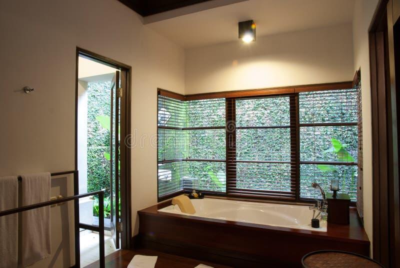 Download Banheiro do hotel imagem de stock. Imagem de lavagem - 29841221