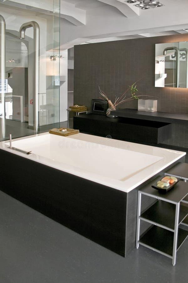 Banheiro grande imagens de stock royalty free