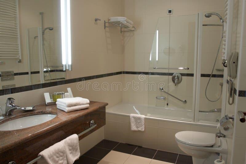 Banheiro moderno fotografia de stock royalty free