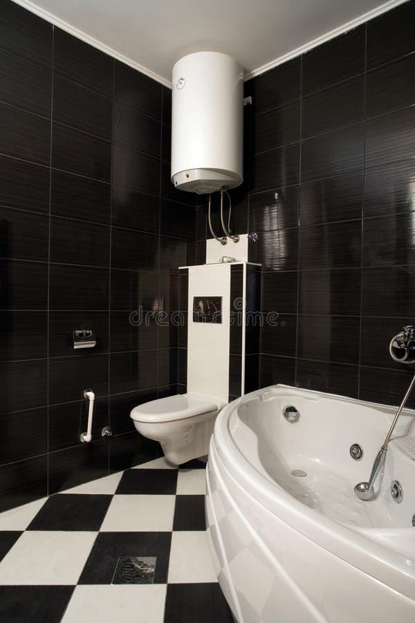 Banheiro pequeno fotografia de stock royalty free