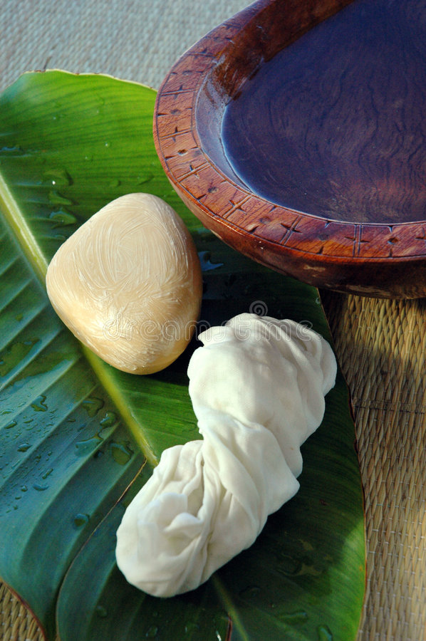 Download Banho essencial foto de stock. Imagem de produtos, massage - 69274