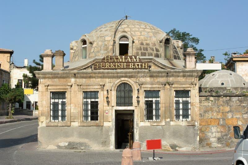Banho turco de Hamam fotografia de stock royalty free